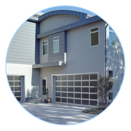 Livermore Glass Garage Doors